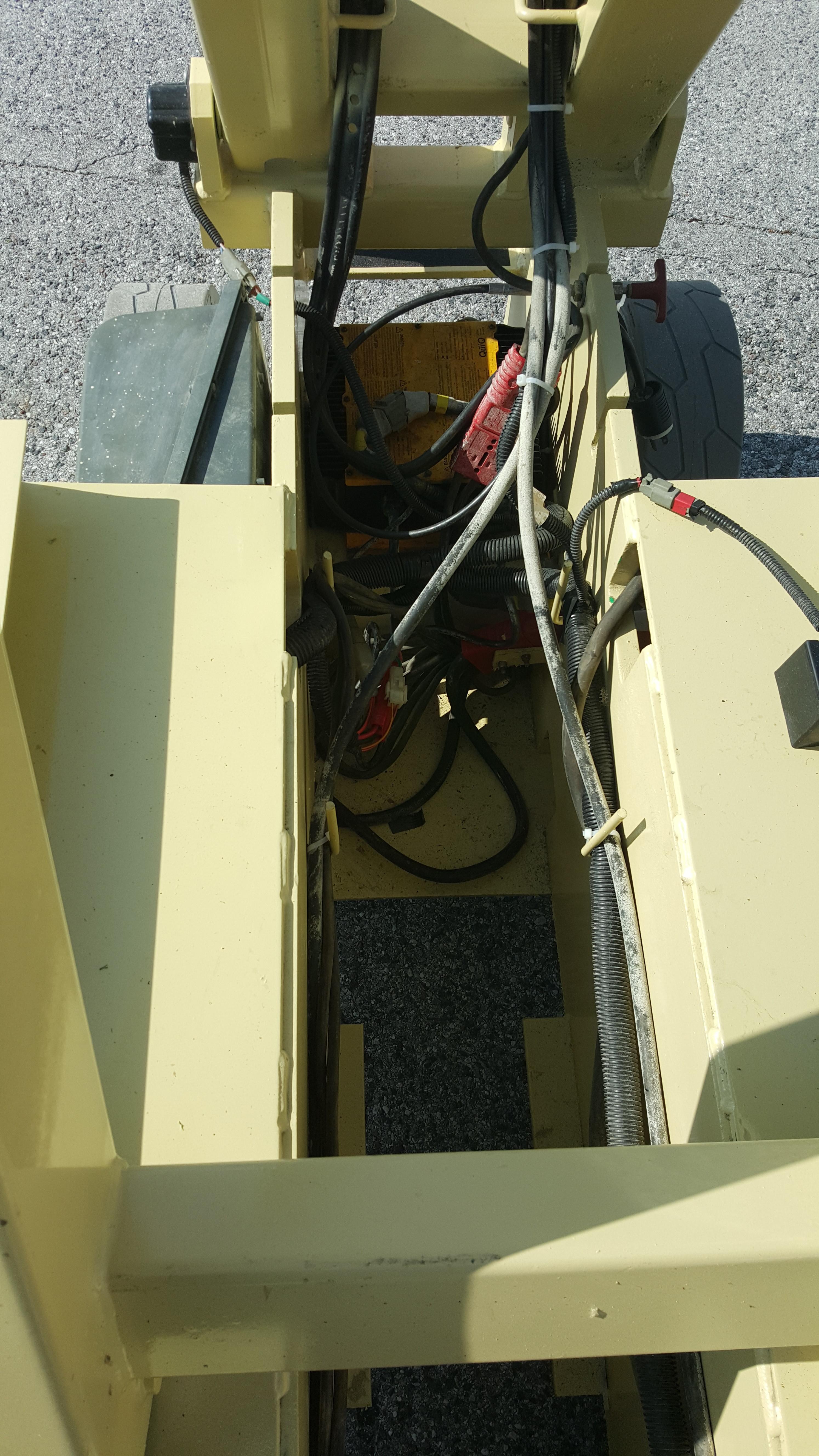 jlg scissor lift operators manual