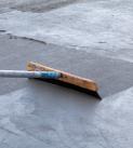 Concrete Broom