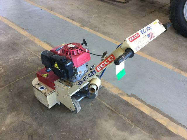 Dual Disc Concrete Grinders (Gas) - Speedy Equipment Rentals