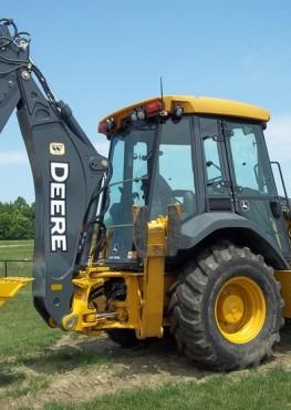 John Deere 310J